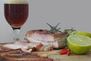 Beer Bacon Day abre Biergarten Santo Lúpulo