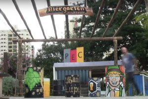 Santo Lúpulo inaugura Biergarten em Rio Preto