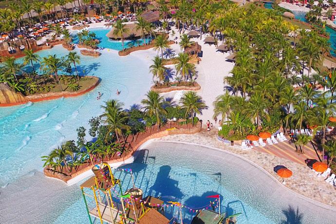 Hot Beach Quer Levar Mais 1 Milh O De Turistas Para Ol Mpia