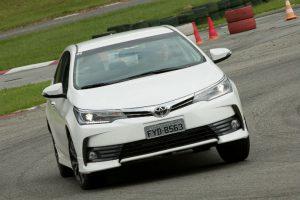 Toyota anuncia recall do Corolla