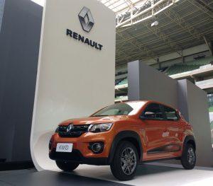 Dirigimos o Renault Kwid, que chega a partir de R$29.990