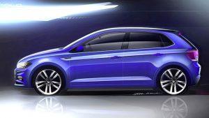Volkswagen revela imagens e detalhes do Novo Polo